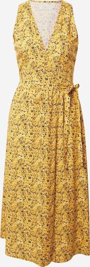 Thinking MU Kleid 'Amapola' in senf / mischfarben, Produktansicht