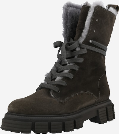 Kennel & Schmenger Lace-Up Ankle Boots 'SPICE' in Anthracite, Item view