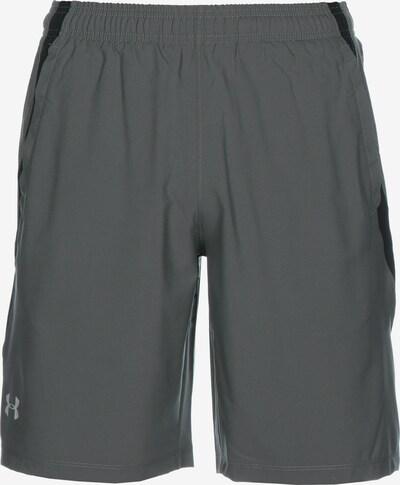 UNDER ARMOUR Sporthose 'Launch SW' in grau / schwarz, Produktansicht