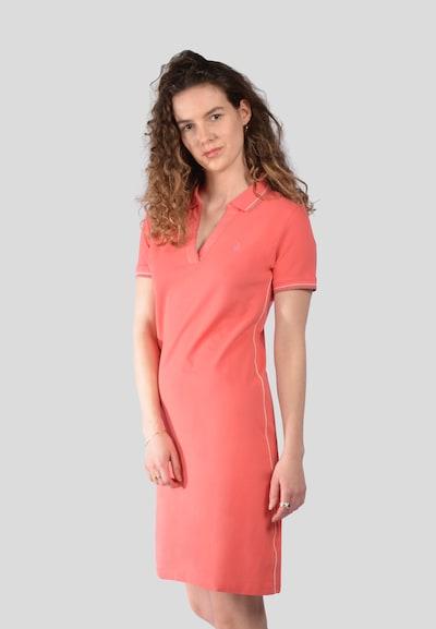 U.S. POLO ASSN. Sommerkleid in apricot, Modelansicht