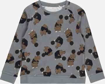 pelēks NAME IT Sportisks džemperis 'Nasonny'