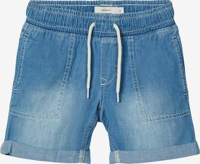 NAME IT Shorts in blau, Produktansicht