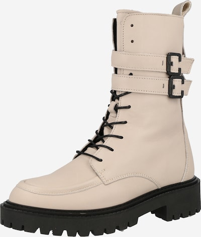 Marc O'Polo Lace-Up Boots in Greige, Item view