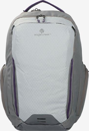 EAGLE CREEK Rucksack in azur / grau / dunkellila, Produktansicht
