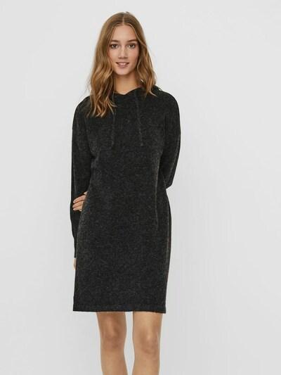 VERO MODA Kleid 'Doffy' in schwarzmeliert, Modelansicht