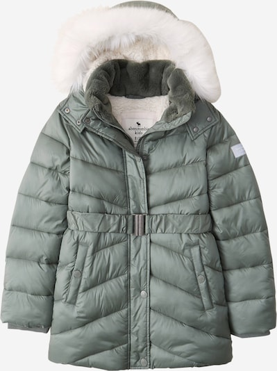 Abercrombie & Fitch Jacke in oliv, Produktansicht