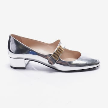 Dior Pumps in 39 in Silber