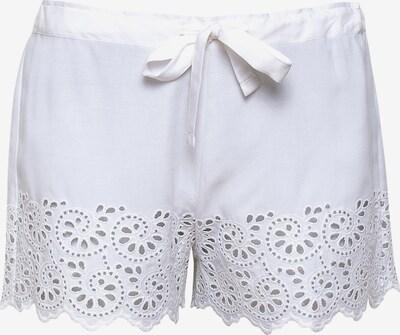 Cyberjammies Pyjamabroek 'Leah' in de kleur Wit, Productweergave