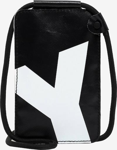 Suri Frey Handytasche in schwarz / weiß, Produktansicht