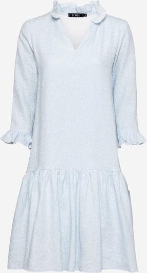 KAN Kleid 'BREEZE' in hellblau / weiß, Produktansicht