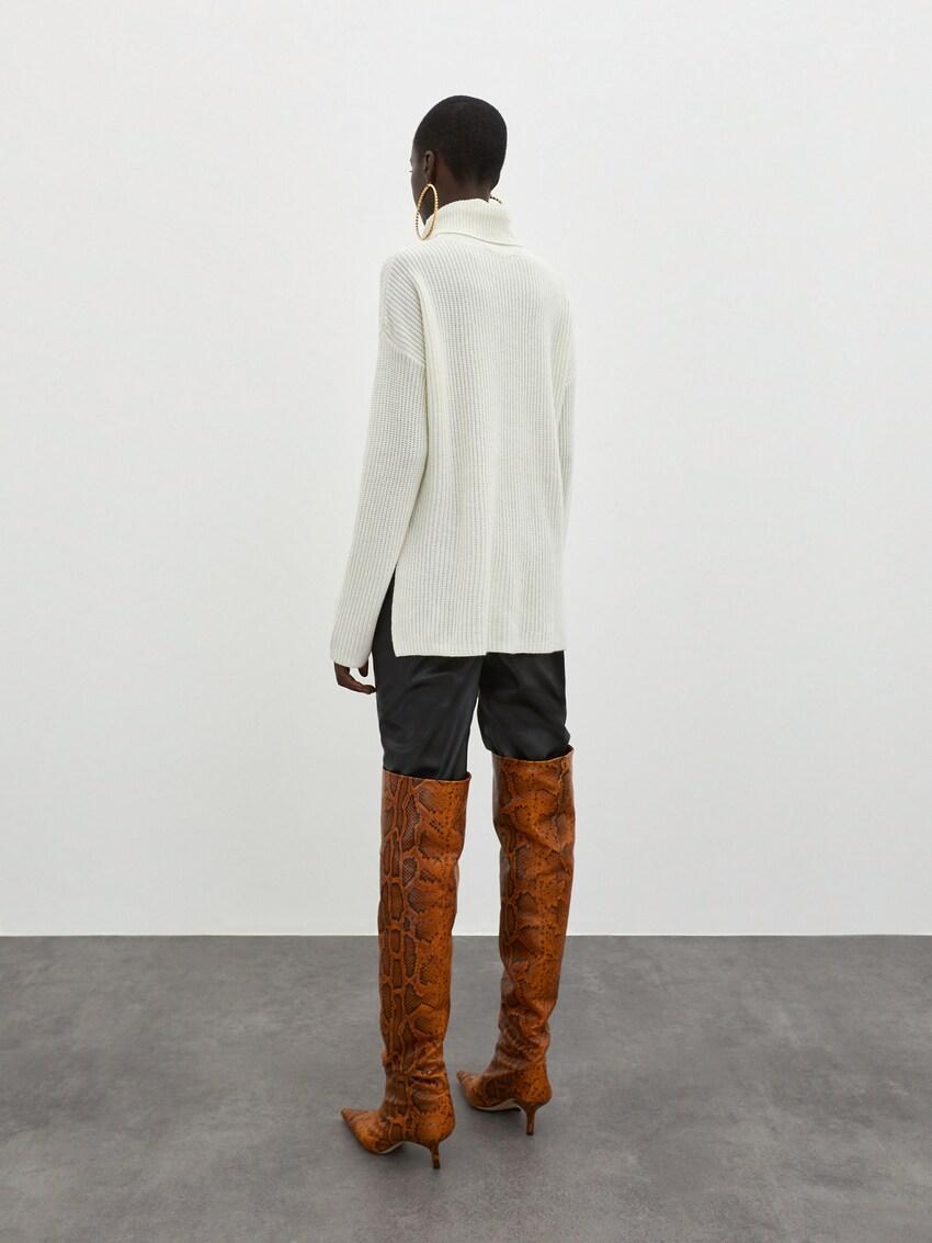 Pullover mit Kaschmiranteil  'Allegra'