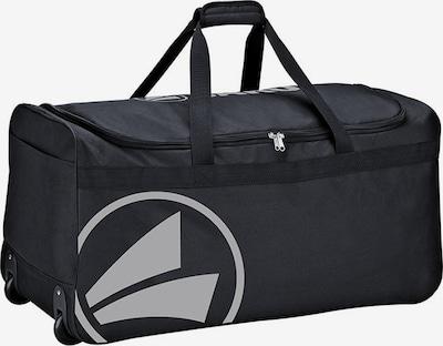 JAKO Sporttasche in grau / schwarz, Produktansicht
