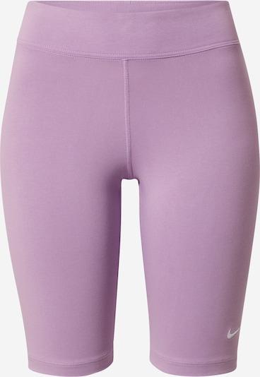 Nike Sportswear Leggings en lilas, Vue avec produit