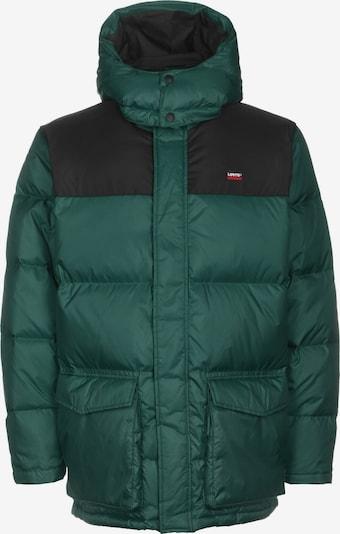 LEVI'S Jacke ' Fillmore Mid ' in grün / schwarz, Produktansicht