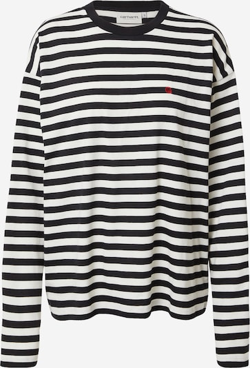 Carhartt WIP Skjorte i sort / hvid, Produktvisning