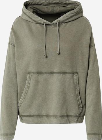 DRYKORNSweater majica 'ILMIE' - zelena boja