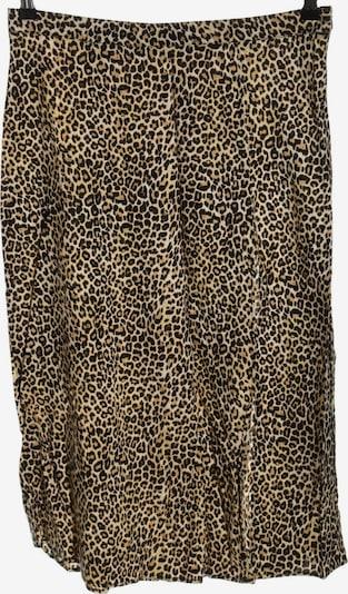 Motel Skirt in L in Cream / Black, Item view