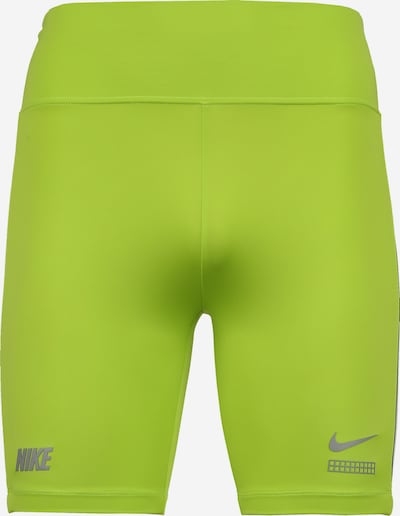 NIKE Leggings ' DNA Bike Short ' in neongrün, Produktansicht