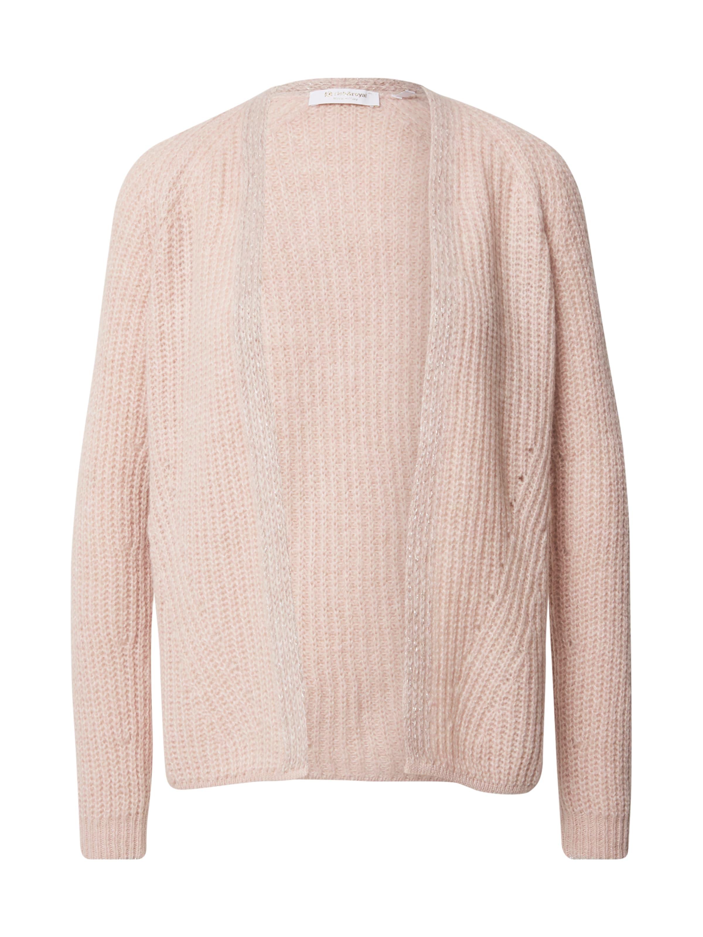 Rich & Royal Kardigán rózsaszín színben