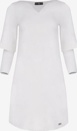 Lenitif Cocktailkleid in weiß, Produktansicht