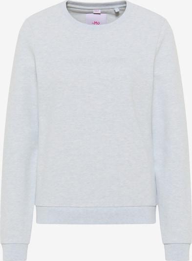 MYMO Sweatshirt in blaumeliert, Produktansicht