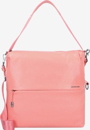 MANDARINA DUCK Athena Schultertasche Leder 32 cm in pink, Produktansicht