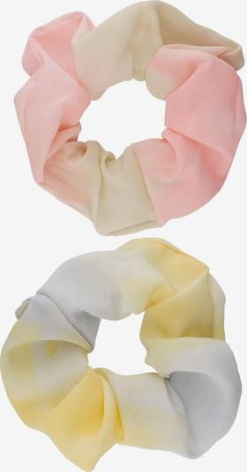 Six Scrunchie-Set in mischfarben, Produktansicht