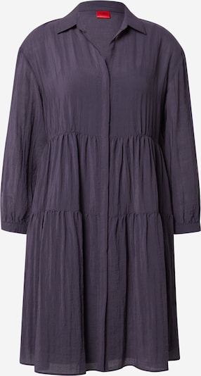 HUGO Košilové šaty 'Egy' - tmavě modrá, Produkt