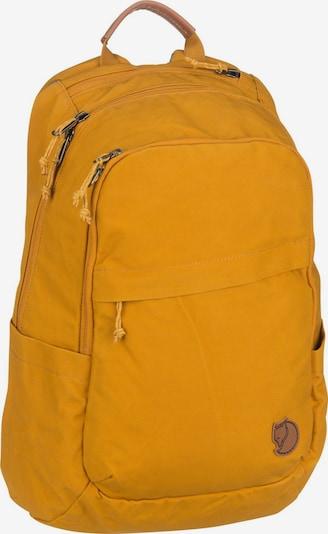 Fjällräven Rucksack ' Räven 20L ' in gelb, Produktansicht