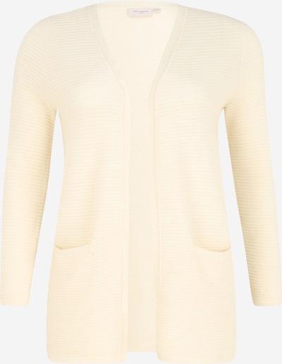 ONLY Carmakoma Strickjacke 'CARKARIA' in beige, Produktansicht