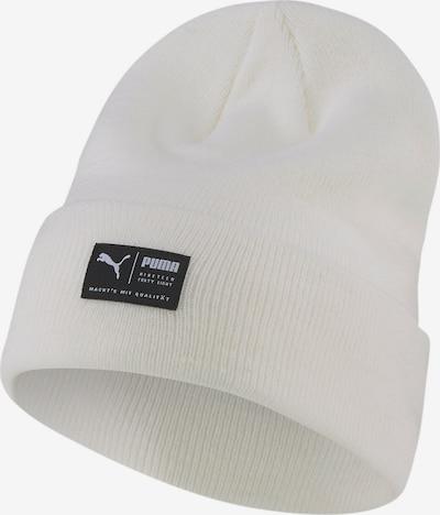 PUMA Casquette de sport en blanc, Vue avec produit