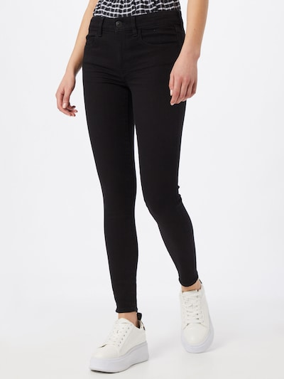 American Eagle Jeggings in schwarz, Modelansicht