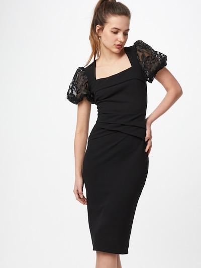 Lipsy Kleid in schwarz, Modelansicht