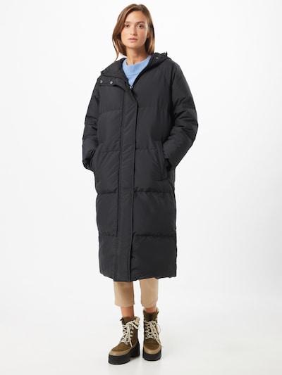 minimum Mantel 'Flawola 7802' in schwarz, Modelansicht