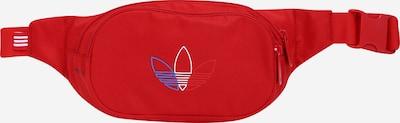ADIDAS ORIGINALS Pojasna torbica u plava / crvena / bijela, Pregled proizvoda