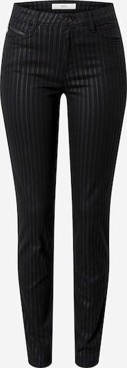 BRAX Jean en noir denim, Vue avec produit