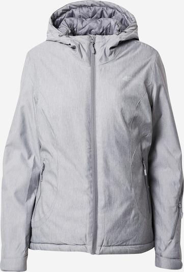 4F Jacke in graumeliert, Produktansicht