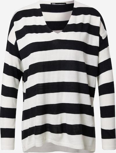 Megztinis 'AMALIA' iš ONLY, spalva – juoda / balta, Prekių apžvalga