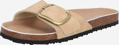 rubi Pantofle 'REX' - velbloudí, Produkt