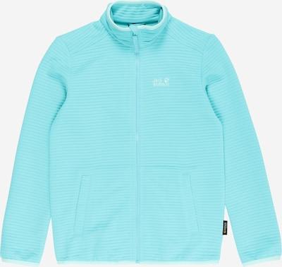 Jachetă  fleece funcțională 'Modesto' JACK WOLFSKIN pe albastru deschis, Vizualizare produs
