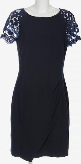 SINGH S. MADAN Kurzarmkleid in L in blau, Produktansicht