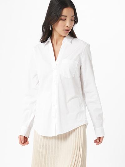 GAP Bluza 'Perfect' u bijela: Prednji pogled