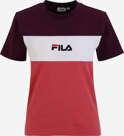 FILA Majica 'ANOKIA' u rosé / purpurna / crna / bijela, Pregled proizvoda