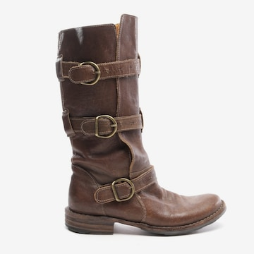 Fiorentini+Baker Dress Boots in 37 in Brown