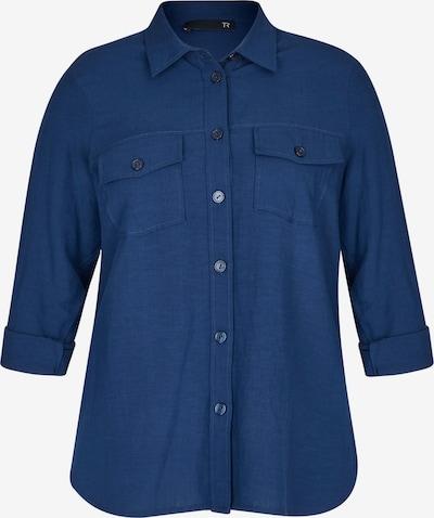 Thomas Rabe Bluse in blau, Produktansicht