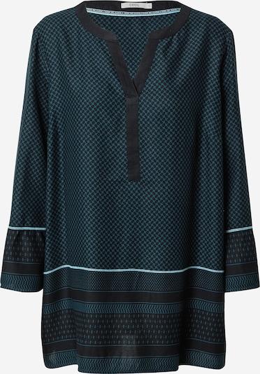 Camicia da donna CECIL di colore petrolio / nero / bianco, Visualizzazione prodotti