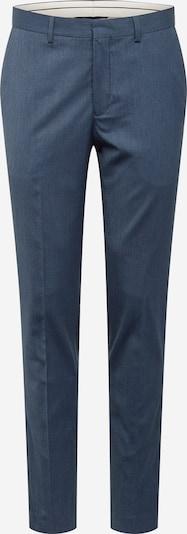 SELECTED HOMME Bukser med fals i mørkeblå, Produktvisning