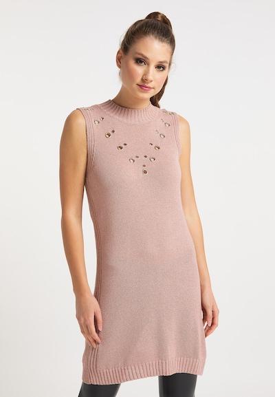 myMo ROCKS Kleid in rosa, Modelansicht