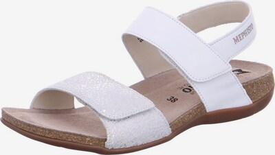 ALLROUNDER BY MEPHISTO Sandale in weiß, Produktansicht