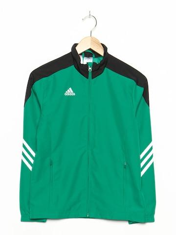 ADIDAS Jacket & Coat in XS-S in Green